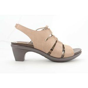 Abeo Georgia Sandals Taupe Size US 9() 4340